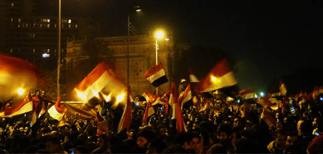 Egypt: Behind the Revolution