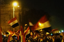 Egypt: Behind the Revolution