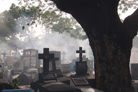 Death of a Cemetery
